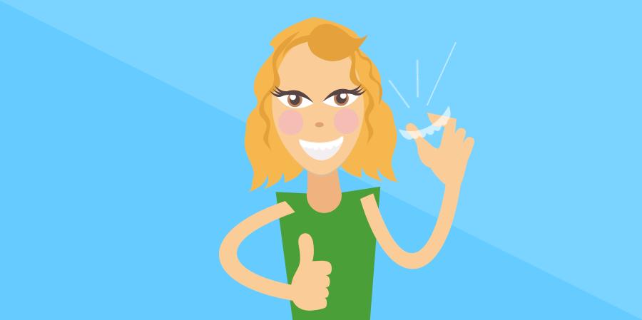 ¿Qué es la ortodoncia invisible o transparente)?. Mejora tu sonrisa con férulas invisibles.