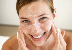 Tratamiento para el rejuvenecimiento facial.